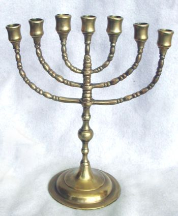 Seven Light Candelabrum