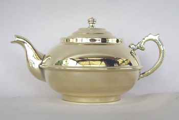 Antique Russian Samovar Tea pot