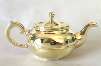 Russian Imperial Samovar Teapot