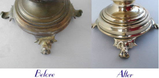 Samovar Restoration Services