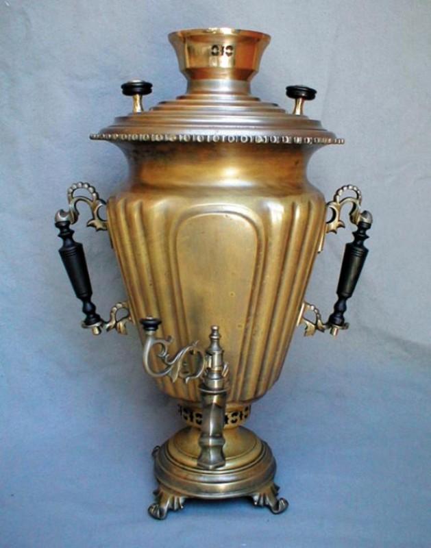 Russian Samovars - Rare Antique Imperial Russian Samovars