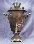 Historic Soviet Samovar