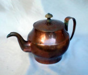 Russian Hand Made Copper Samovar Tea Pot