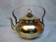 Brass Samovar Tea Pot