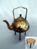 Persian Brass Teapot