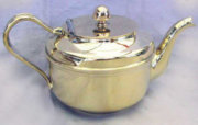 Brass Teapot From WW USN