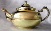 Beautiful Russian Antique Samovar Teapot