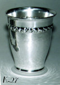 Scandanian Silverplated Cup