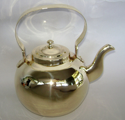 Antique Samovar Teapot