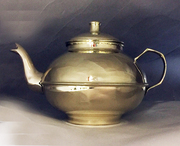 Antique Russian Samovar Teapot