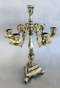 Antique 7 Light Candelabrum