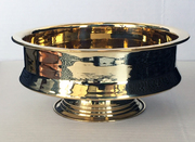 Russan Imperrial Samovar Drip Bowl with Russian Marks